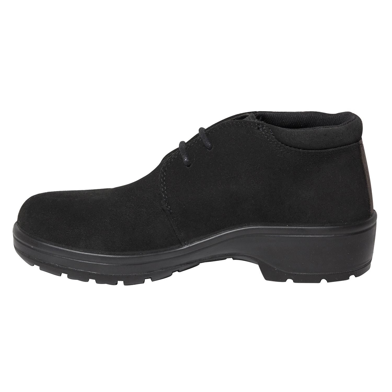 Royaume-Uni disponibilité bde7d 951b7 Chaussure de sécurité femme talon compensé norme S3, modèle ...