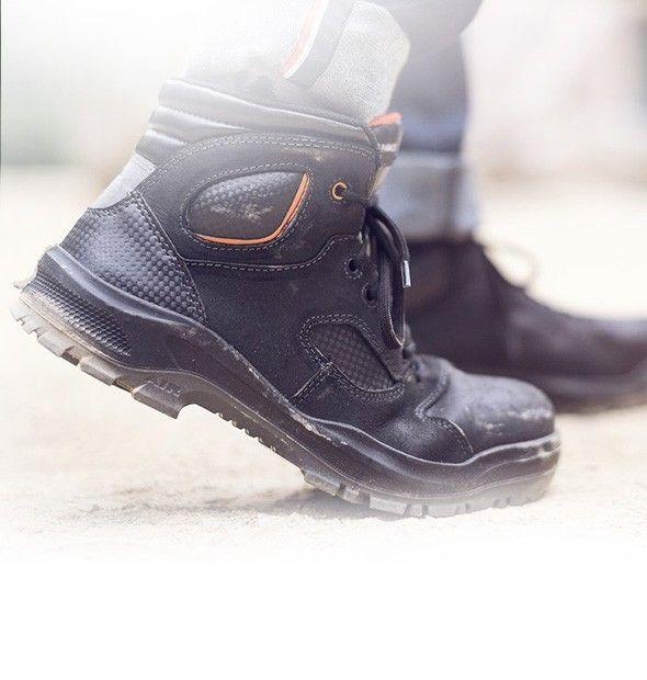 plus de photos d1063 96d82 Chaussure de sécurité de qualité made in France homme et ...